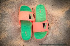 New Nike LeBron 2 Slide Elite Watermelon