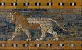604-562 BCE  Processional Way, Babylon