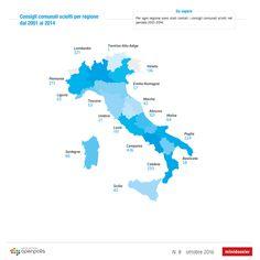 La mappa dei commissariamenti in Italia http://blog.openpolis.it/2016/10/11/la-mappa-dei-commissariamenti-italia/10343