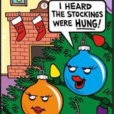 200 Funny Merry Christmas Memes, Images, Jokes and GIF's Funny Christmas Cartoons, Funny Christmas Pictures, Funny Cartoons, Christmas Humor, Christmas Fun, Holiday Fun, Funny Pictures, Naughty Christmas, Christmas Stockings