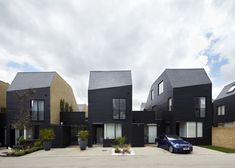 South Chase housing by Alison Brooks Architects. www.dezeen.com