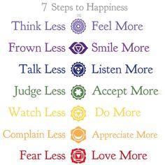 7 steps....