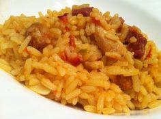 Arroz chacinero » Divina CocinaRecetas fáciles, cocina andaluza y del mundo. » Divina Cocina