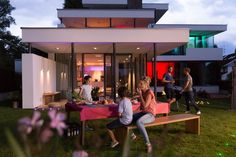 It's Lit: Outdoor lighting for your home and garden gets smart