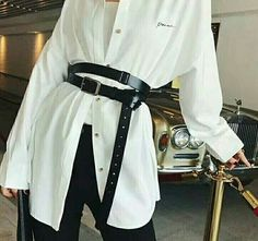 Mode Outfits, Casual Outfits, Fashion Outfits, Womens Fashion, Fashion Belts, Fashionable Outfits, Fashion Clothes, Gym Outfits, Casual Clothes