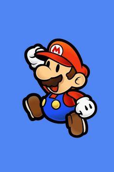 It'sa meeeeee... Mario!