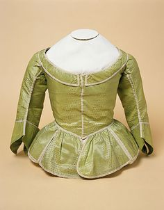 Bodice 1650-1670 Manchester City Galleries