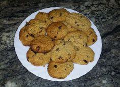 Galletas de avena con vainilla y pasas de corinto para #Mycook http://www.mycook.es/cocina/receta/galletas-de-avena-con-vainilla-y-pasas-de-corinto