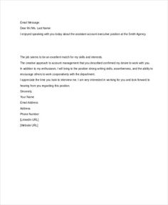 image result for thank you letter after an interview in the dental