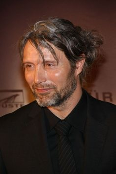 Mads Mikkelsen at the Germany film premiere of 'Die Tür' at Kulturbrauerei on November 25, 2009 in Berlin