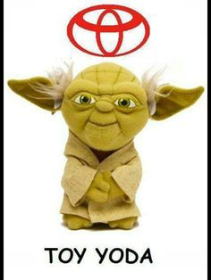 1000 Images About Toy Yoda On Pinterest Toyota Toys