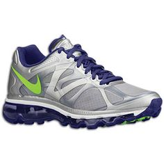 Nike Air Max + 2012 - Women's