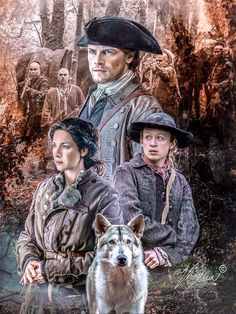 Claire Beauchamp Fan Outlander Novel, Outlander Season 4, Outlander Fan Art, Outlander Quotes, Outlander Tv Series, Starz Series, Sam Heughan Outlander, Outlander Casting, Claire Fraser