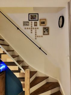 Inspirez-vous Stairs, Home Decor, Stairway, Decoration Home, Room Decor, Staircases, Home Interior Design, Ladders, Home Decoration