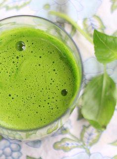 Apple Kale Lime Basil Juice