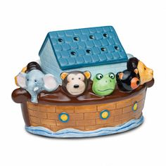 What could be cuter than a boatful of Scentsy Buddies? They're all settled in, ready to set sail to the furthest reaches of your child's imagination!