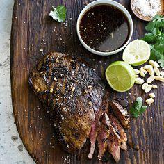 Thai Grilled Skirt Steak | Food & Wine