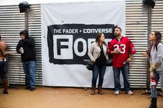 See Photos From Saturday At The FADER FORT Presented By Converse | The FADER