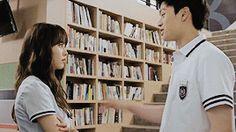 20 More Korean Words And Phrases That Every K-Drama Fan Should Know Yook Sungjae, Btob, Who Are You Gif, Korean Drama Movies, Korean Dramas, Who Are You School 2015, Drama Gif, Kim Sohyun, Drama School