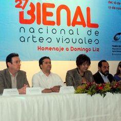Convocan artistas a la 27 Bienal Nacional de Artes Visuales vía @BureoRD