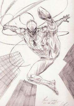Spider-Man by Doug Braithwaite *