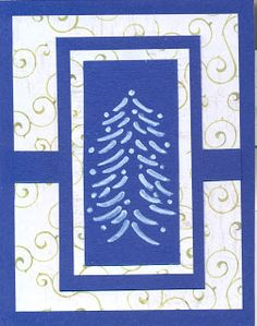 Handmade Greeting Cards: Christmas