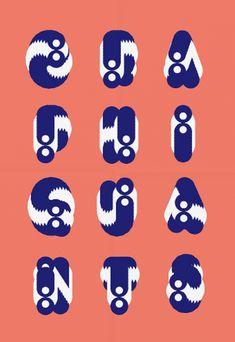 Typographies - Athènes - Les Graphiquants -