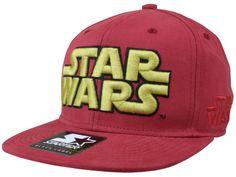 STAR WARS LOGO JAWA SNAPBACK CAPS | SW-034-CCLOGOLANDO-BLU-NVY-OS | STARTER | STARTER | Starter Black Label