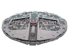 Dark Augusto Armageddon-class Mother Ship