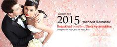 Lassen Ihre 2015 Hochzeit Romantik! Brautkleid bestellen, Stola verschenken