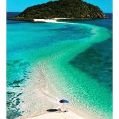 Hard to believe this actually exist! #Fiji #dreamvacay #dream