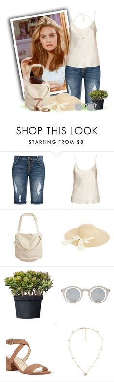 """""""1273"""" by melanie-avni ❤ liked on Polyvore featuring La Perla, Oasis, DAMIR DOMA, Nine West and Gucci"""