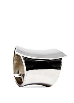 Metallic bracelet by MANGO