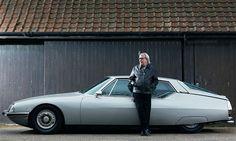 """ロックスターが自慢の愛車と一緒に撮影した写真のみをあつめた""""ロックスター&自動車""""の写真集『Rock Stars' Cars』、サンプル写真公開 - amass"""