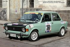 1971 Fiat 128 Rally