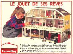La maison de poupées Lundby