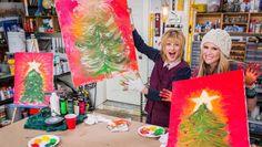 Paige Hemmis' DIY Lighted Christmas Decoration