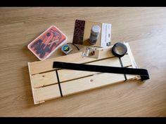 IKEA GORM pedalboard build - DIY pedalboard tutorial - YouTube