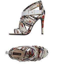 ROBERTO CAVALLI Sandals. #robertocavalli #shoes #sandals