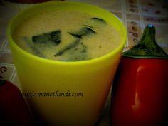 Pure Veg Recipes from ManeThindi!: PEPPER RASAM (MENASINA SAARU)