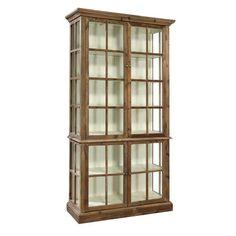 Furniture Classics LTD Fillmore Curio Cabinet