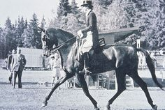 Women won the right to compete in Olympic dressage for the first time in 1952. One of the first women to compete was Lis Hartel from Denmark. In 1944, Hartel, then a 23, was paralysed by polio. Gradually she reactivated most of her muscles, but remained paralysed below the knees. After three years of rehabilitation, she was able to compete in the Scandinavian riding championships and finished second in women's dressage.  In 1952, she was chosen to represent Denmark at the Helsinki Olympic…