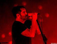 Nine Inch Nails / Trent Reznor at Riot Fest, 15 September 2017