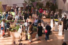New Event 17-18 December 2016 LONDON RHS London Christmas Show / RHS Gardening. From the Christmas garden events board