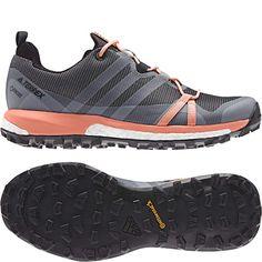 info for c6940 4ea10 adidas outdoor Womens Terrex Agravic GTX Shoe (8 - Grey ThreeWhiteChalk  Coral) Amazon.co.uk Shoes  Bags