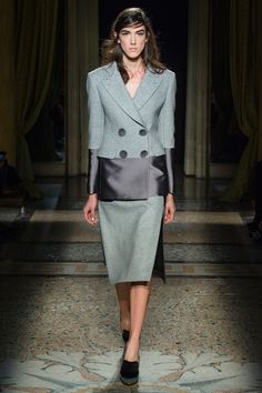 Aquilano.Rimondi Fall 2014 RTW - Review - Fashion Week - Runway, Fashion Shows and Collections - Vogue