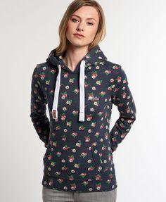 Superdry Ditsy Floral hoodie