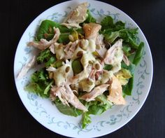Creamy Avocado Dill Chicken Salad – The Foodee Project