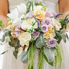 Dreamy and soft wedding inspiration shoot with lots of pastels (via Kelly Rucker Photography)