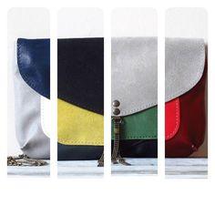 Nouvelle ligne Pocket pochette enveloppe Matières à réflexion #matieresareflexion #pochette #enveloppe #sac #minisac #minibag #bag #handbag #couleur #color #instagram #composition #laiton #brass #bleu #blue #black #noir #yellow #jaune #vert #green #rouge #red #sable #gris #grey #blanc #white